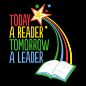 Today A Reader Tomorrow A Leader Theme from Positive Promotions