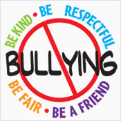 Be Kind Be Respectful Be Fair Be A Friend Theme from Positive Promotions