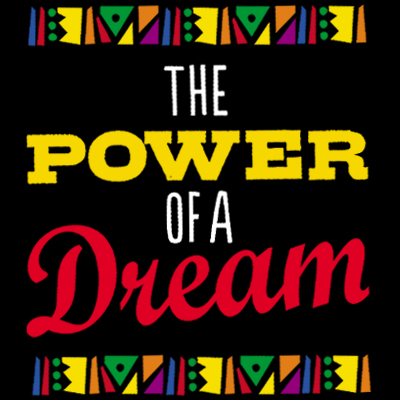 The Power Of A Dream themed products