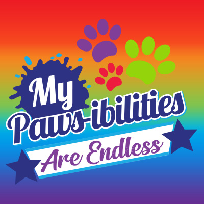 My Paws-ibilities Are Endless Theme from Positive Promotions