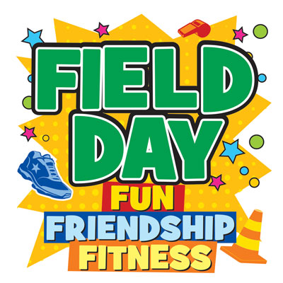 Field Day Fun Friendship Fitness Theme from Positive Promotions