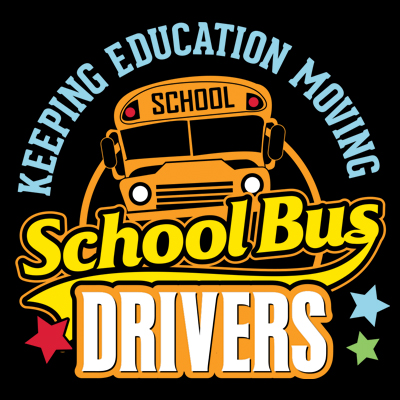 Keeping Education Moving School Bus Drivers Theme from Positive Promotions