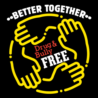 Better Together Drug & Bully Free Theme from Positive Promotions