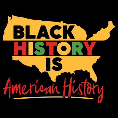 Black History is American History Theme from Positive Promotions