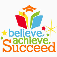 Believe Achieve Succeed Theme from Positive Promotions