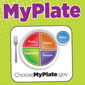 My Plate Theme from Positive Promotions