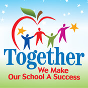 Together We Make Our School A Success Theme from Positive Promotions