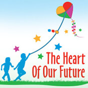 Children The Heart Of Our Future Theme from Positive Promotions
