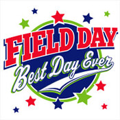 Field Day Best Day Ever Theme from Positive Promotions