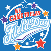 Field Day We Came To Play Theme from Positive Promotions