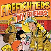 Firefighters Are My Friends Theme from Positive Promotions