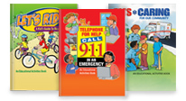 Click here to see our EMS & Bicycle Safety activity books.