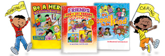 Click here to see our drug & bully prevention activity books.