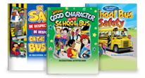 Click Here to see our school bus safety activity books.