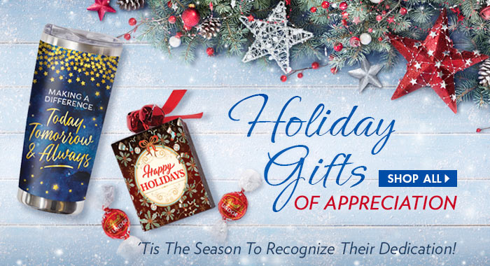 holiday gifts of appreciation tis the season to recognize their dedication