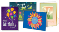 Click here to see our Employee Recognition Greeting Cards for events including birthdays, anniversaries, appreciation & more.