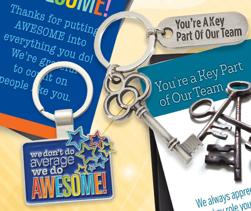 Employee Recognition and Appreciation Lapel Pins and Badge Holders