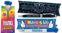 Click here to see our Employee Recognition Pens, Stylus Pens & Pen Sets