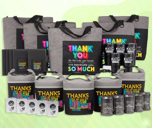 Employee Recognition and Appreciation Raffle Packs