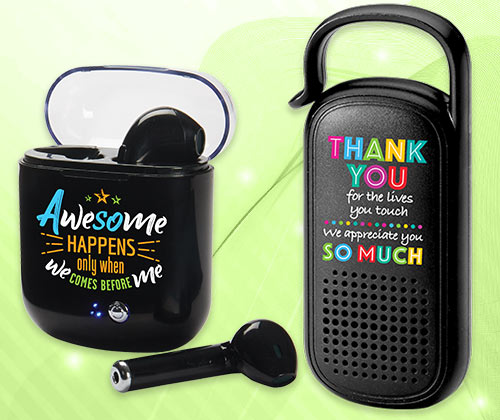 Employee Recognition and Appreciation Technology Gifts