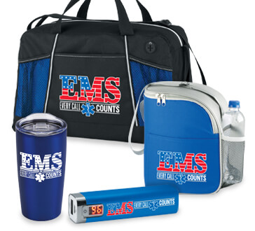 Recognize your dedicated EMS Team with distinctive gifts of appreciation.