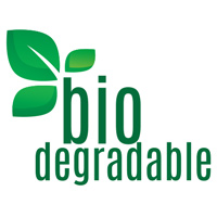 Eco-friendly, biodegradale products