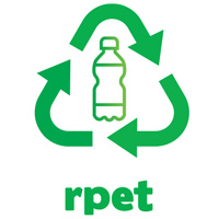 Eco-friendly, RPET products