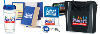 thank parents for their involvement in schools. Appreciation, recognition gifts for parents involve in schools.