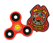 Incentives To Keep The Focus On Fire Safety and Prevention.  Great fire safety and prevention products For School Visits.