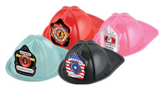 Exclusive Fire Hats Available In Red, Black & Pink and our brand new glow in the dark fire hats