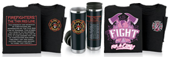 ideal recognition gifts for firefighters, show your fire department support