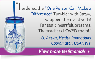 Radiology gifts of appreciation, customer's testimonials
