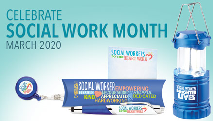 Celebrate Social Workers Month