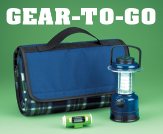 Gear to go fundraising