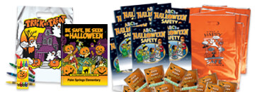 Plan for a fun Halloween celebration with our Halloween packs
