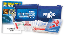 Be prepared for any emergency when your indoors or out with our first aid & sun safety products.