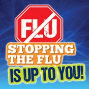 Stopping The Flu Is Up To You Theme from Positive Promotions
