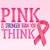 Pink Is Stronger Than You Think Theme from Positive Promotions