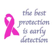 Best Protection is Early Detection Theme from Positive Promotions