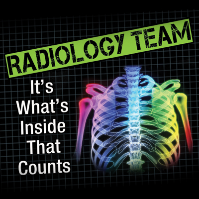 Radiology It's What's Inside That Counts Theme from Positive Promotions