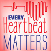 Every Heartbeat Matters Theme from Positive Promotions