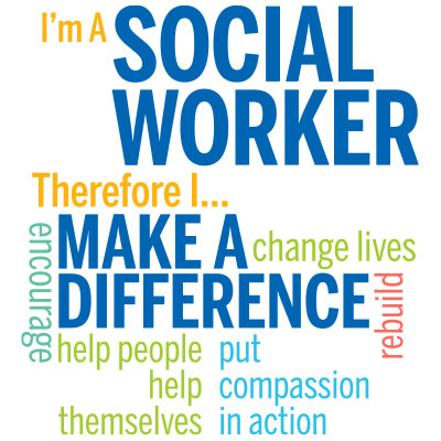 I'm A Social Worker Therefore I Theme from Positive Promotions