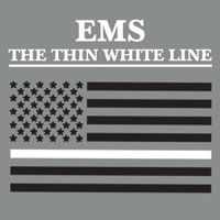EMS The Thin White Line Theme from Positive Promotions