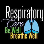 Respiratory Care Be Well Breathe Well Theme from Positive Promotions