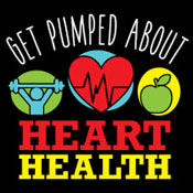 Get Pumped About Heart Health Theme from Positive Promotions
