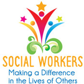 Social Workers Making A Difference In The Lives Of Others Theme from Positive Promotions