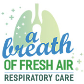 Respiratory Care A Breath Of Fresh Air Theme from Positive Promotions