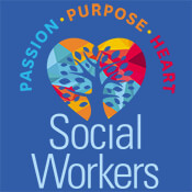 Social Workers Passion Purpose Heart Theme from Positive Promotions
