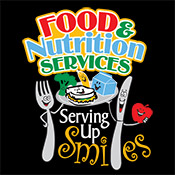 Food & Nutrition Services Serving Up Smiles Theme from Positive Promotions