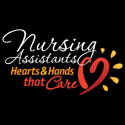 Nursing Assistants Hearts & Minds That Care Theme from Positive Promotions